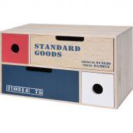 Organizer III 17x30x15 cm D2 Riki wielobarwny