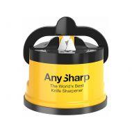 Ostrzałka do noży AnySharp Ochre Edition żółta