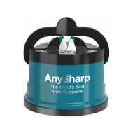 Ostrzałka do noży AnySharp Teal Edition niebieska
