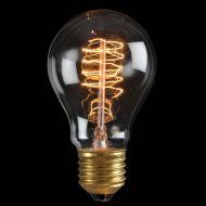 Ozdobna żarówka E27 40W Standard de Luxe Danlamp z dekoracyjnym żarnikiem