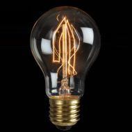 Ozdobna żarówka E27 60W Exterior Danlamp z dekoracyjnym żarnikiem