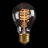 Ozdobna żarówka E27 60W Standard de Luxe Danlamp z dekoracyjnym żarnikiem