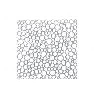 Panele dekoracyjne 4 szt. Koziol Oxygen antracytowe