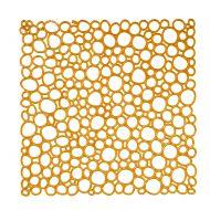 Panele dekoracyjne 4 szt. Koziol Oxygen pomarańczowe