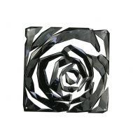 Panele dekoracyjne 4 szt. Koziol Romance czarne