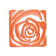 Panele dekoracyjne 4 szt. Koziol Romance pomarańczowe