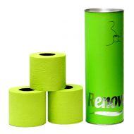 Papier toaletowy w tubie 3 szt. Renova zielony