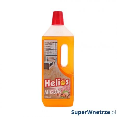 Płyn do czyszczenia powierzchni drewnianych 800 ml Helios migdał 5902145003593