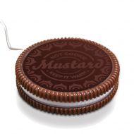 Podgrzewacz kubka na USB Hot Cookie Mustard ciastko