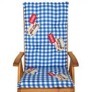 Poduszka na krzesło ogrodowe ACA Bazkar 120x50cm