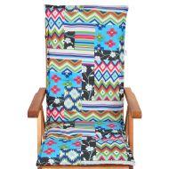 Poduszka na krzesło ogrodowe ACA 120x50 : Kolor - 591