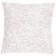 Poduszka 45x45cm D2 Paisley Flower różowa