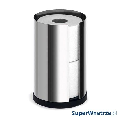 Pojemnik na dwie rolki papieru toaletowego Blomus Nexio 66657