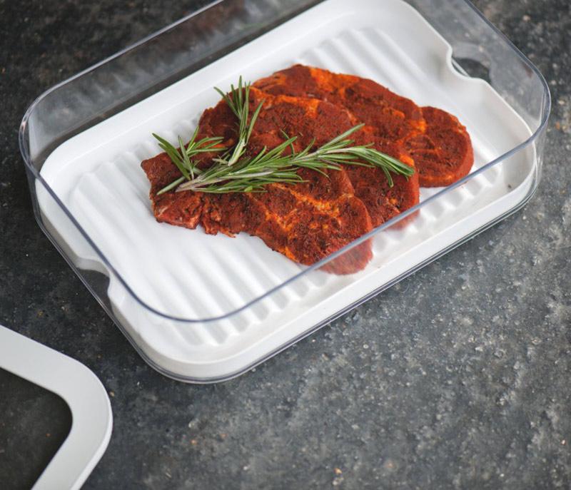 Pojemnik kuchenny na mięso Modula