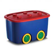 Pojemnik na zabawki 38,5x58x32cm KIS Funny Box wielobarwny