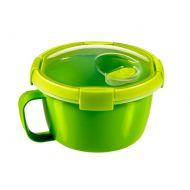 Pojemnik na zupę (0,9 L) Smart To Go Curver (zielony)