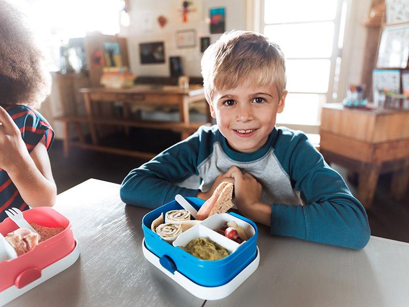 drugie śniadanie do szkoły dla dzieci