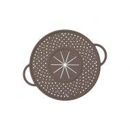 Pokrywka do miksowania 25 cm Pavoni szara