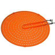 Pokrywka do patelni 32 cm Oli Pavoni pomarańczowy