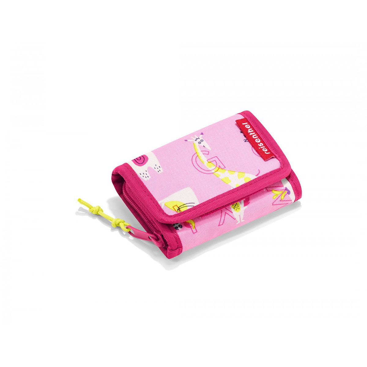 Portfel wallet S kids abc friends pink