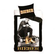 Pościel 160 x 200 cm Carbotex Justin Bieber (JB8003)
