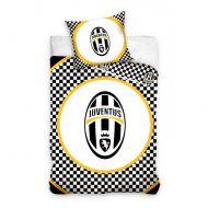 Pościel 160 x 200 cm Carbotex Juventus kratka