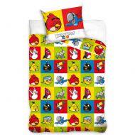 Pościel Angry Birds 160 x 200 cm Carbotex (AB7005)