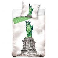 Pościel Nowy York 160 x 200 cm Carbotex (NEWYORK-01)
