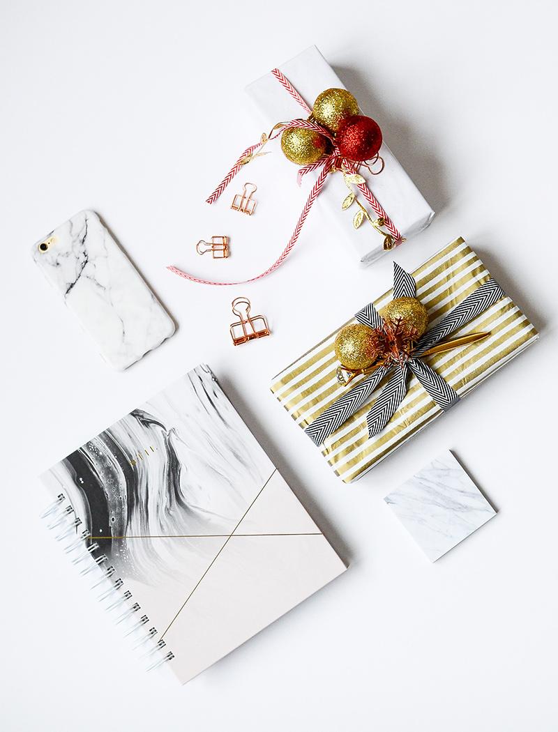 notesy i wizytowniki - najlepszy prezent na święta