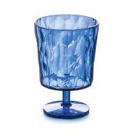 Pucharek deserowy 0,25 L Koziol CRYSTAL 2.0 niebieski