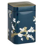 Puszka na herbatę 100g Eigenart Kwiat Wiśni ciemna zieleń
