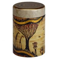 Puszka na herbatę 125g Eigenart Afrykańskie żyrafy