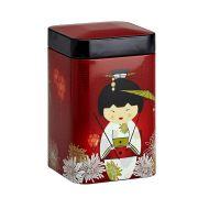 Puszka na herbatę 25g Eigenart Kimono czerwona