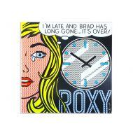 Zegar ścienny 43 x 43 cm NeXtime Cinema Date