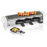 Raclette grill stołowy Kuchenprofi biały