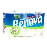 RENOVA 4szt. Maxi Absorption Ręcznik papierowy
