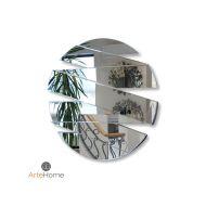Rizzo - okrągłe, nowoczesne lustro dekoracyjne AH 8480