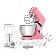 Robot kuchenny 4,5l Sencor STM 6354RD czerwono-różowy