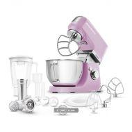 Robot kuchenny 4,5l Sencor STM 6358RS różowo-fioletowy