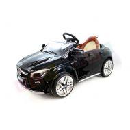 Samochód na akumulator - Mercedes CLA 45 AMG Ultimar czarny