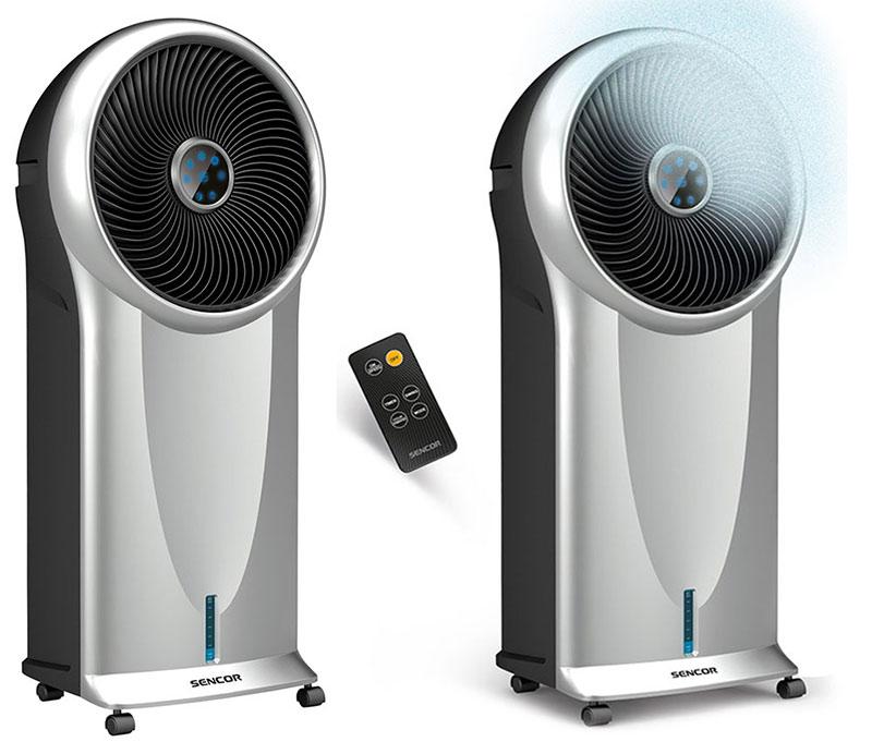 Wentylator chłodzący sencor model SFN 9011 działanie