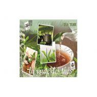 Serwetki deserowe 20 szt. Nuova R2S Napkins herbata