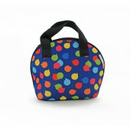 Lunch bag Colorfull 25x32cm Smart Lunch Smartsoft Rubber kolorowy