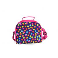 Lunch bag Colorfull 28x21cm Smart Lunch SmartTeen kolorowy
