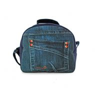 Lunch bag Denim 28x21cm Smart Lunch SmartTeen granatowy