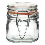 Słoiczek okrągły z klamrą Mini 120 ml Kitchen Craft Home Made