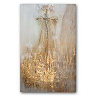 Obraz olejny malowany ręcznie na płótnie Sofi 150x100cm