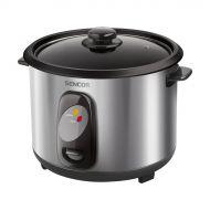 Specjalny garnek do gotowania ryżu, kt.działa na zasadzie gotowania na parze Sencor SRM 1550SS