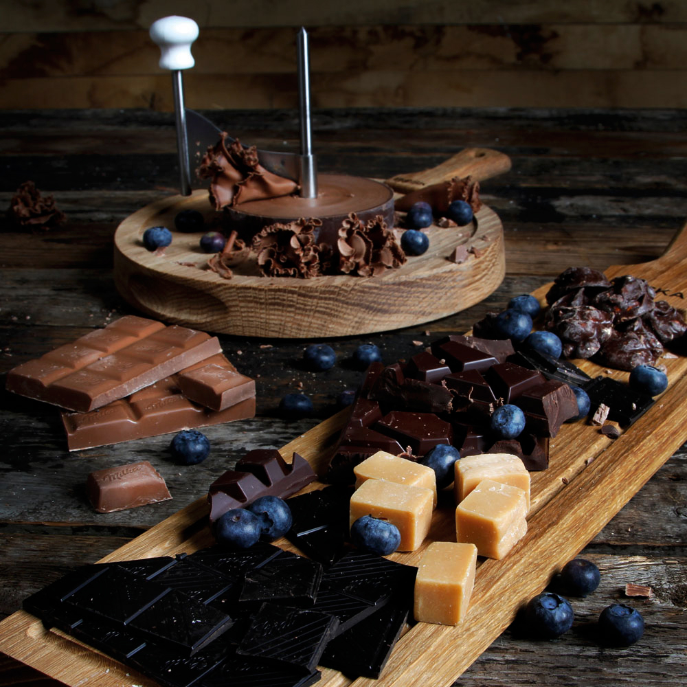 Strug do czekolady Boska