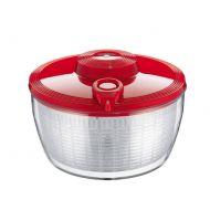 Suszarka do sałaty 3,25 l Kuchenprofi czerwona